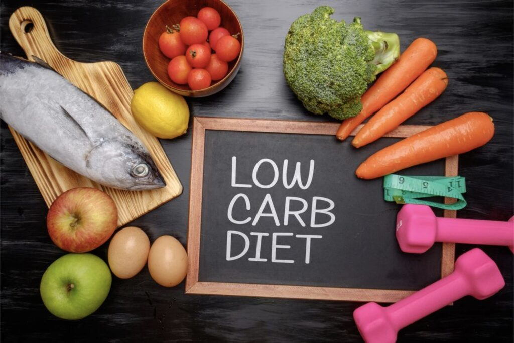 Low-carb-diet-eat-right